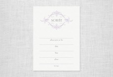 Soiree Invitations