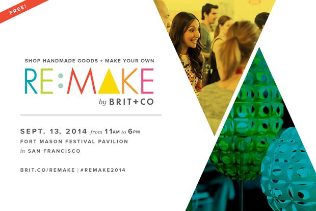 Visit Us At Re:Make