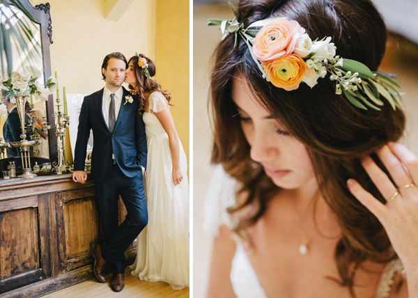 Romantic San Francisco Styled Shoot