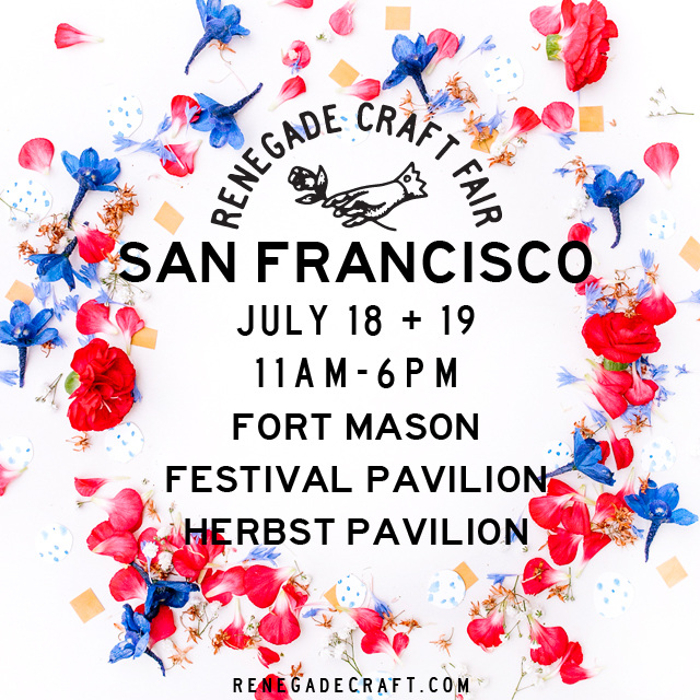 Renegade Craft SF