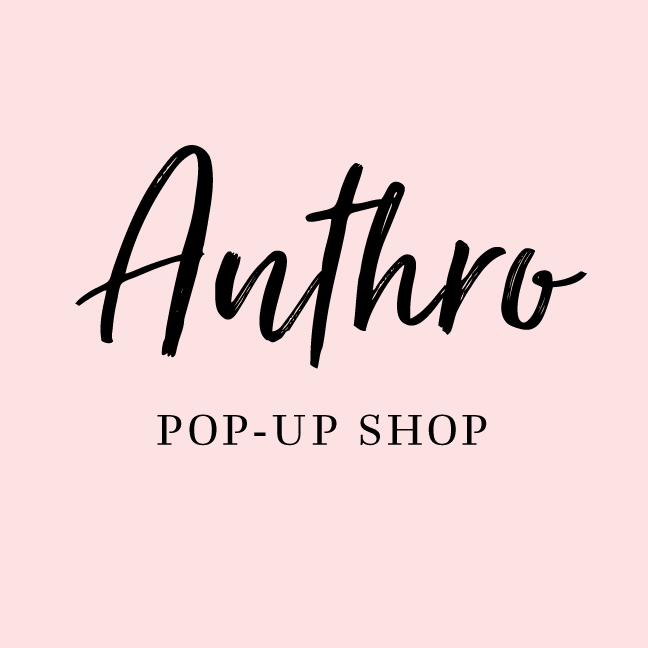 Pop-Up Shop at Anthropologie