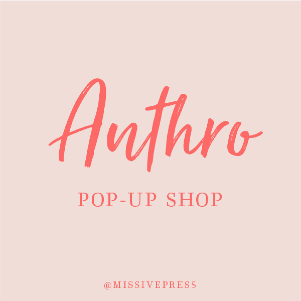 Anthro & Co Popup event