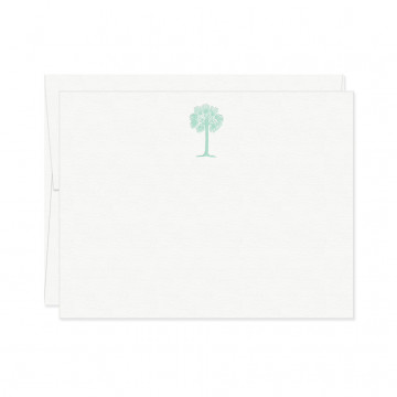 palm tree stationery letterpress greeting cards paper goods and